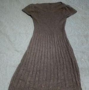 Sweater dress size L